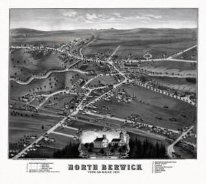 NB Map BW
